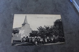 Lège Cap Ferret 3350 Lège Bourg église Saint Pierre 684CP01 - Autres Communes