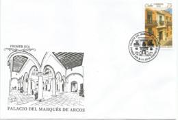 Cuba 2018 Marquez De Arcos's Palace 1v FDC's - Cuba