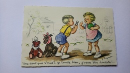 Illustrateur Lagarde Dentiste Façàn Germaine Bouret Humour Enfants - Illustrateurs & Photographes