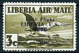 Liberia Nº A-24 USADO - Liberia