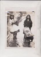 COAL  LONDON LONDRES CHILDREN ENFANTS KIDS NIÑOS KINDEREN 21*16CM Fonds Victor FORBIN 1864-1947 - Fotos