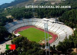 Portugal Jamor National Stadium New Postcard Stadion AK - Fussball