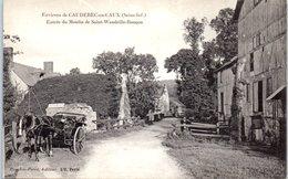 76 - SAINT WANDRILLE - Rançon -- Entrée Du Moulin - Francia