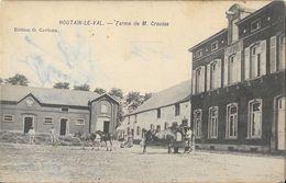 Houtain-le-Val (Genappe) - Ferme De M. Crousse, Chevaux - Edition O. Cardona - Genappe