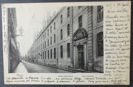 CPA 57 METZ - RARE - Grand Séminaire Rue D'Asfeld - Edit. Prillot Précurseur -  Réf. A 209 - Metz
