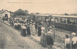 44 // PREFAILLES    Arrivée Du Train - Préfailles