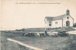 44 // PREFAILLES    La Chapelle Dominant La Plage - Préfailles
