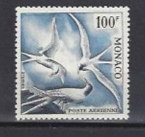 Monaco  Y&T PA/LP N° 55* - Poste Aérienne
