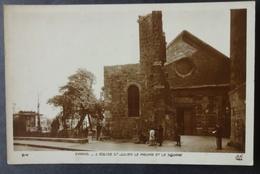 CPA 75 PARIS - Eglise Saint Julien Le Pauvre Et Le Square - AN 514 -  Réf. A 211 - Arrondissement: 05