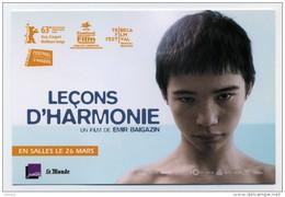 CP Publicitaire Neuve - Leçons D'harmonie - Un Film De Emir Baigazin (Kazakhstan Allemagne France) - Posters On Cards