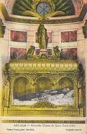 Ars-sur-Formans (Ain) - Nouvelle Chasse Du Saint Curé D'Ars - Edition Villand-Vernu - Carte Colorisée, Non Circulée - Ars-sur-Formans