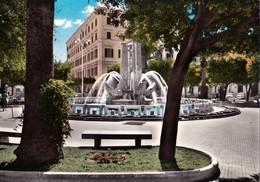 BRINDISI - Fontana Piazza Cairoli - F/G - V: 1961 - Brindisi