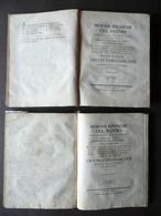 Memorie Istoriche Del Sannio Vincenzo Ciarlanti Nuzzi Campobasso 1823 5 Volumi - Libri, Riviste, Fumetti