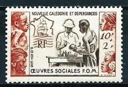 Nueva Caledonia (Francesa) Nº 278 Nuevo - Nueva Caledonia