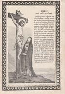 1889-slachtoffers Ontploffing En Brand Antwerpen-austruweel - Images Religieuses
