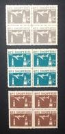 Albania 1960; Planes, Flights; MNH /** VF; CV 100 Euro!! Rare Blocks!! - Airplanes