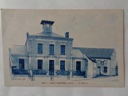 BEUVARDES : La Mairie  , N° 262-4 - France