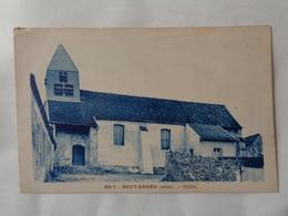 BEUVARDES : église   , N° 260-2 - France