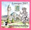 BLOC CNEP 2007 N° 48 ** SALON PHILATELIQUE DE PRINTEMPS LIMOGES PORCELAINE - CNEP
