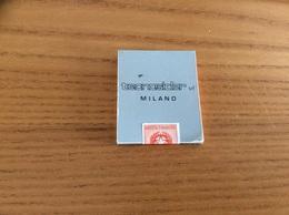 """Pochette D'allumettes ITALIE SAFFA """"technosider MILANO"""" - Boites D'allumettes"""