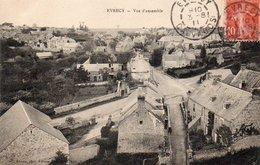 96Ve   14 Evrecy Vue D'ensemble - Francia