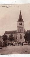 MOUSSAC-SUR-VIENNE L'EGLISE - France