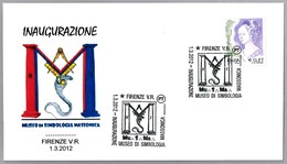 INAUGURACION MUSEO DE SIMBOLOGIA MASONICA - MASONIC SYMBOLS. Firenze 2012 - Francmasonería