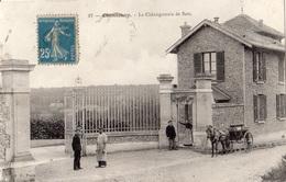 CHAMBOURCY LA CHATAIGNERAIE DE RETZ - Chambourcy