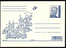 Carte Postale Illustrée BD   - STAMPILOU 2 - Bandes Dessinées