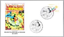 Comic L'INFERNO DI TOPOLINO - Mickey Mouse - Disney. Milano 2019 - Comics