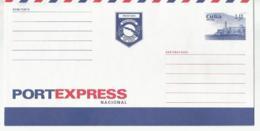 Cuba 2004 Postal Stationary Lighthouses Express New Price $2.50 - Cuba