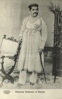 India, Maharaja Of Baroda, Sayajirao Gaekwad III (1920s) Postcard - India