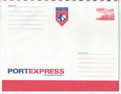 Cuba 2004 Postal Stationary Lighthouses Express New Price $3.00 - Fari
