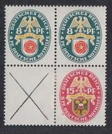 DR Zdr. Minr.S72, S68 Mit Falz - Deutschland