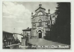 PIANCALDOLI - CHIESA PARROCCHIALE  VIAGGIATA FG - Firenze