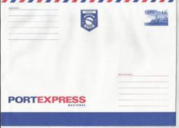 Cuba 2004 Postal Stationary Lighthouses Express New Price $4.50 - Fari