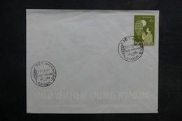 VIÊT NAM - Enveloppe FDC 1958 - L 33672 - Vietnam