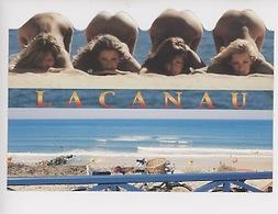 Lacanau - Nu Silhouette - Femmes - Plage Front De Mer - Altri Comuni