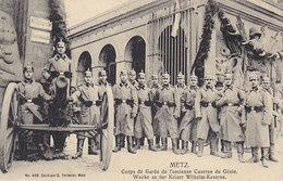 Metz ,corps De Garde De L'ancienne Caserne Du Génie - Metz