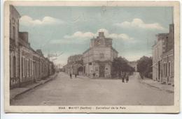 Mayet - 3046 - Carrefour De La Paix - - Mayet