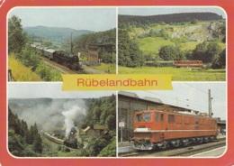 Rübelandbahn, Ungelaufen - Trains