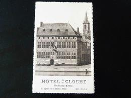 HUY      L'HOTEL DE LA CLOCHE - Hoei