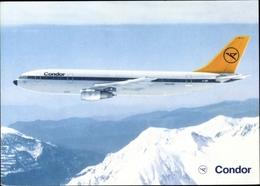 Cp Condor Airbus A 300 B 4, Passagierflugzeug - Aerei