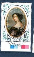 France 2019.Madame De Maintenon.Cachet Rond Gomme D'Origine. - France