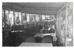 CPA.   POITIERS . LE FLEUVE LETHE....CAFE RESTAURANT DANCING  ..LE RESTAURANT ET LE DANCING.. TBE. - Poitiers