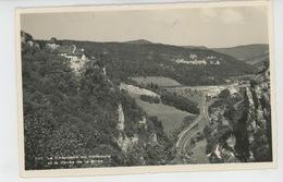 SUISSE - La Chapelle Du Vorbourg Et La Vallée De La Birse - JU Jura
