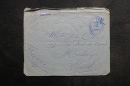 ALLEMAGNE - Enveloppe En Franchise De Landshut Pour La France , Voir Cachet Et Griffe - L 33683 - Lettres & Documents