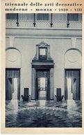 Lombardia -Monza - 1930 Triennale Delle Arti Decorative Moderne - - Monza