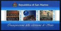 1993 SAN MARINO BF36 MNH ** - Blocchi & Foglietti