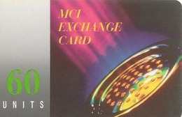 NUOVA-(Mint)-- MCI EXCHANGE CARD-60 UNITS - Andere